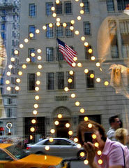 Holly Alderman WALLGAZE selfis 2004 Fifth Avenue Bergdorf Goodman window