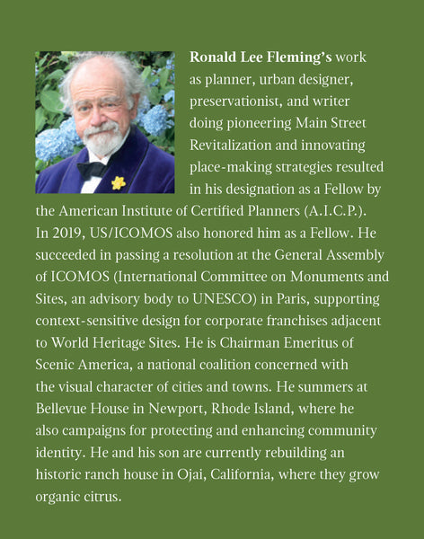 Ron Fleming, Adventures of a Narrative Gardener, author note