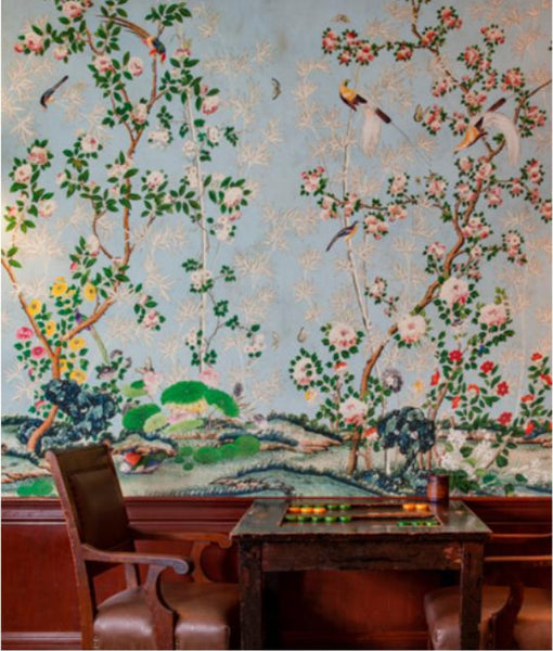 holly-alderman-keeps-the-legacy-of-hand-painted-wall-murals-alive-with-the-hamlen-collection