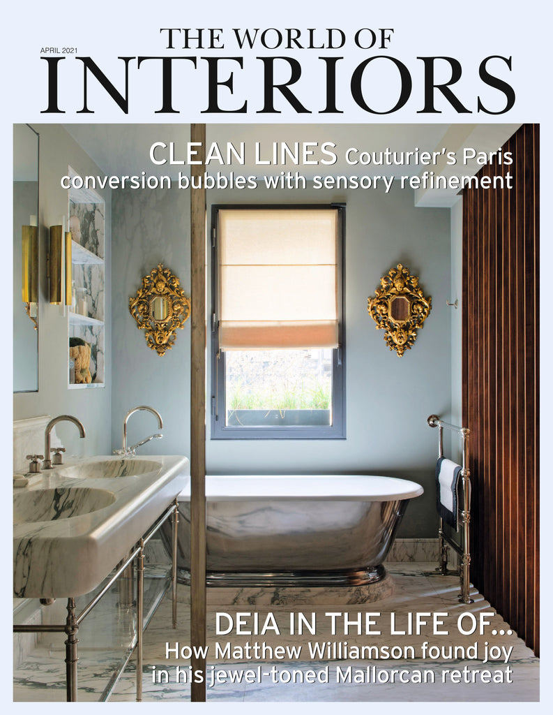 World of Interiors Cover Sprint with Design Report