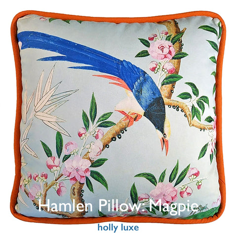 Chinoiserie Magpie