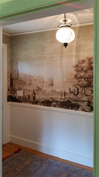 Views of Antiquity, New Premium Custom Hallway Panorama