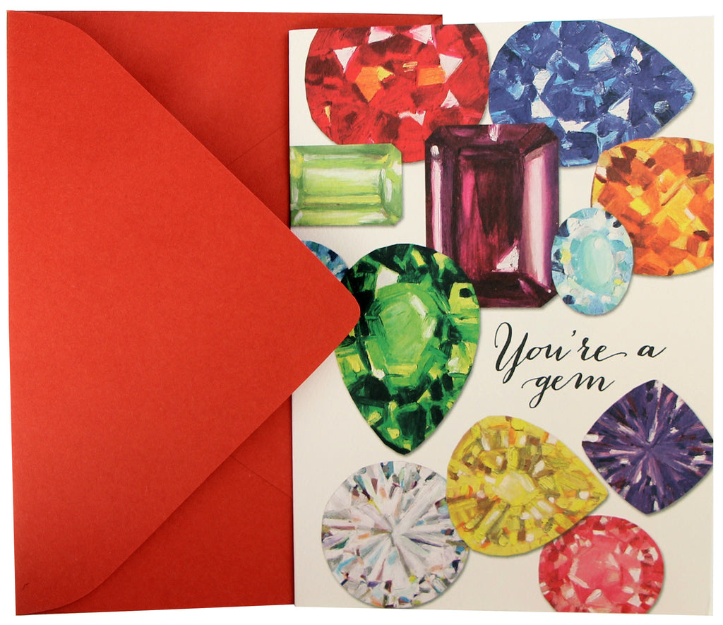 Just Because Card | Gemstones