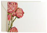 Peony Flat Note | Set of 10