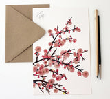 Fold Notes | Cherry Blossom
