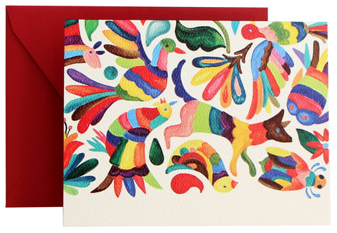 Otomi Fold Note | Set of 10