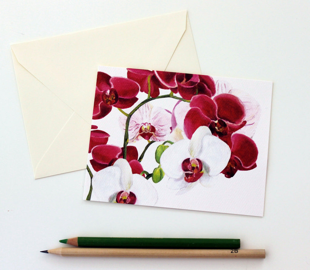 Fold Notes | Orchid