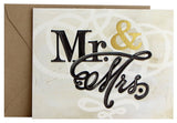 Mr. & Mrs. Fold Note | Set of 10