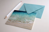 Stationery Gift Box | Beach Wave