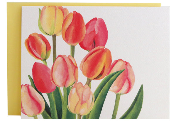 Fold Notes | Tulips