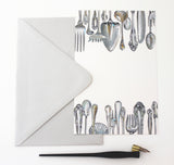 Invitation | Sterling Flatware