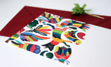 Otomi-inspired Invitation | Set of 10