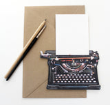 Fancy Invitation | Typewriter