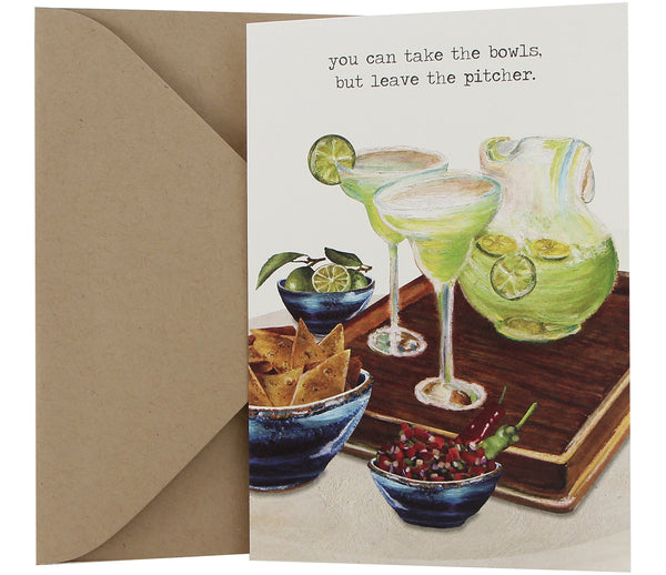 Just Because Card | Margaritas