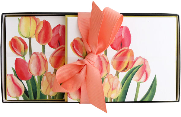 Stationery Gift Box | Tulips