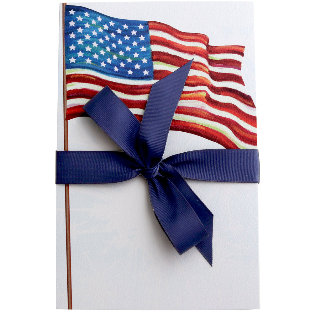 Luxe Paper Pad | American Flag