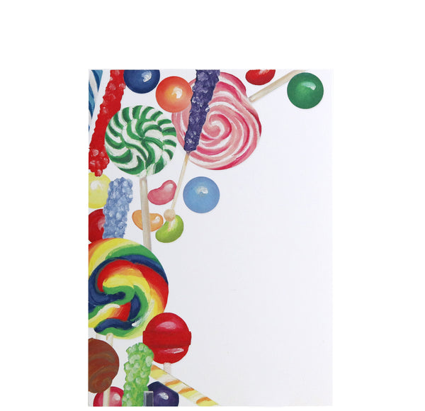 Luxe Paper Pad | Candy