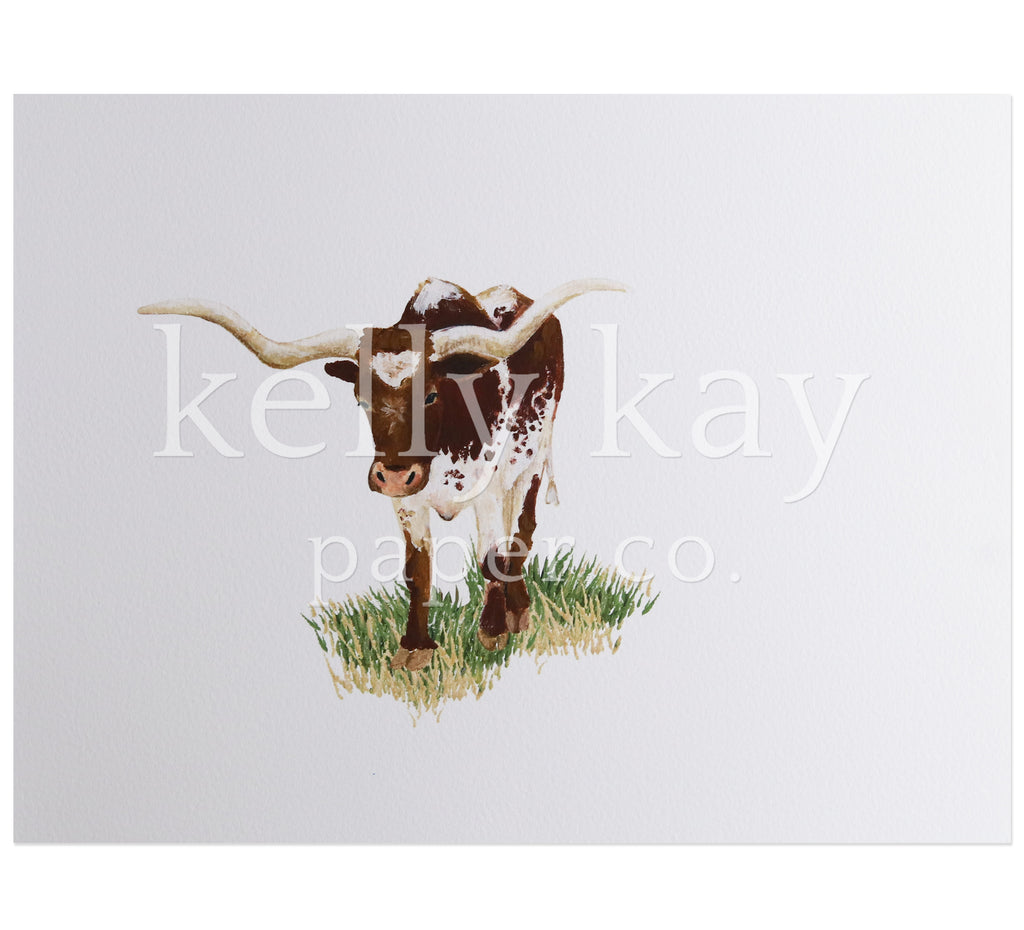 Art Print | Cattle Drive Single