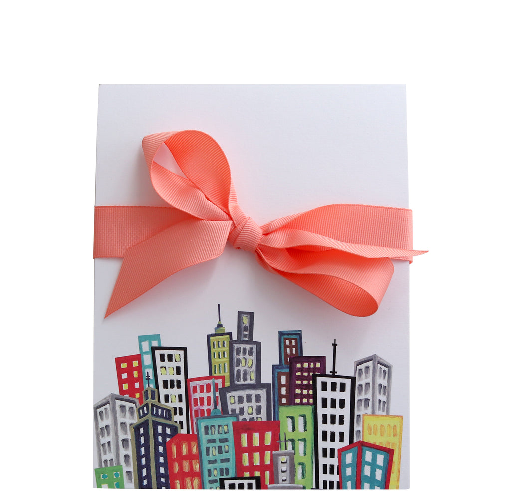 Luxe Paper Pad | City Scape