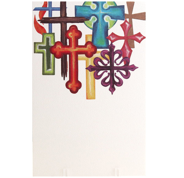 Luxe Paper Pad | Crosses