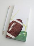 Luxe Paper Pad | Football