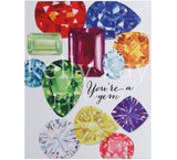 Art Print | Gemstones