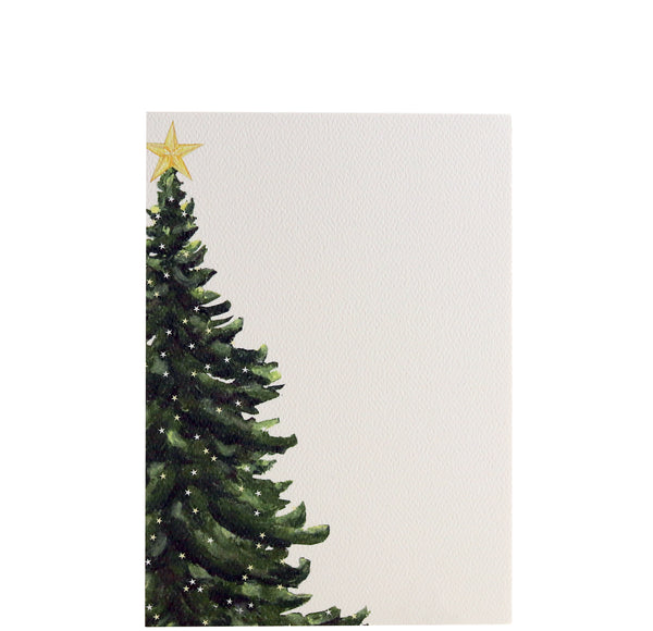 Luxe Paper Pad | Pine Tree