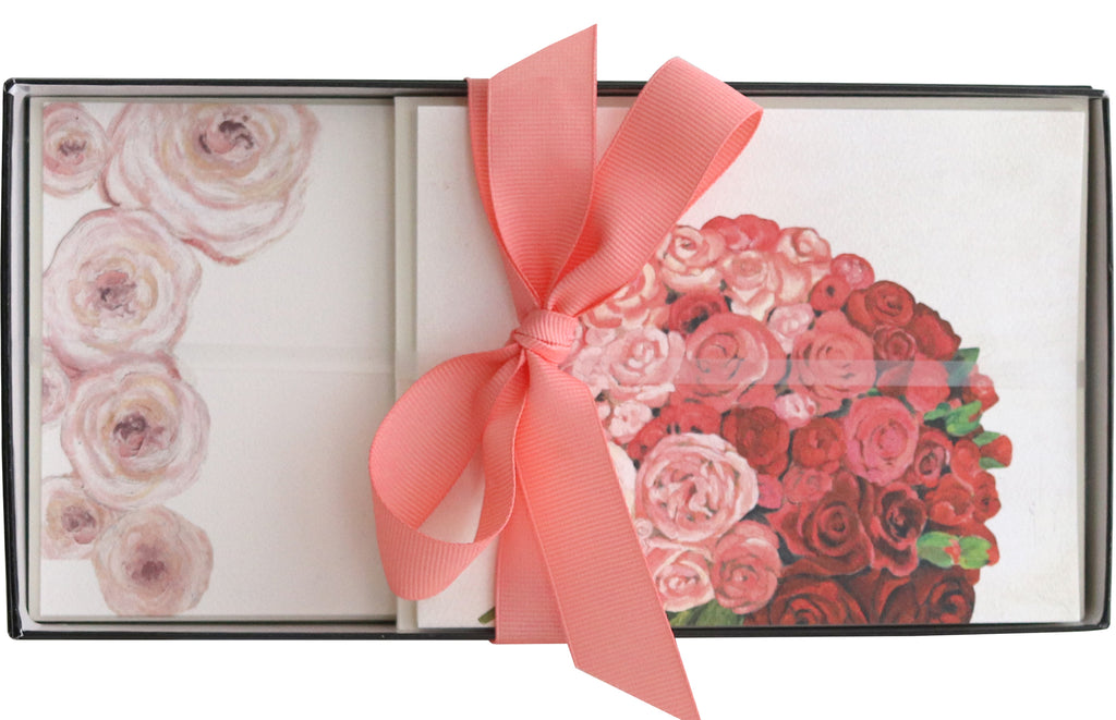 Stationery Gift Box | Roses