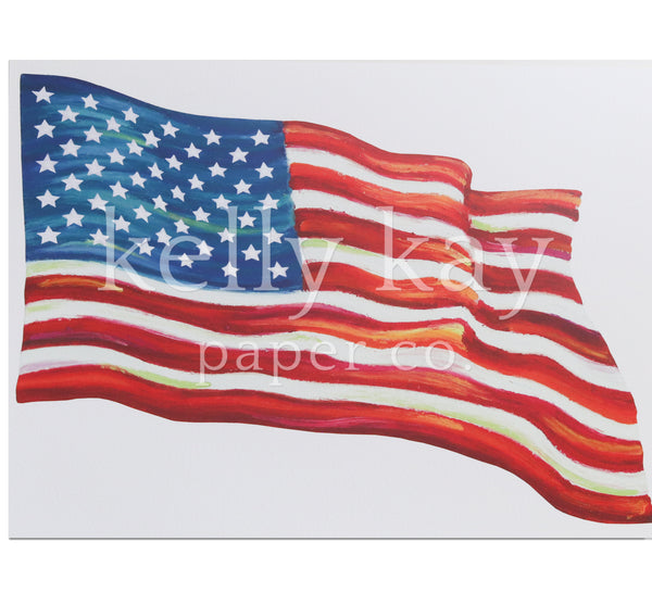 Art Print | United States Flag