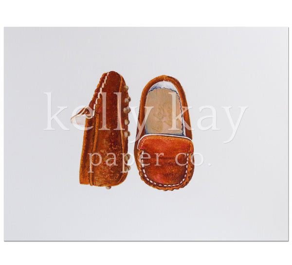 Art Print | Loafers (Baby Boy)