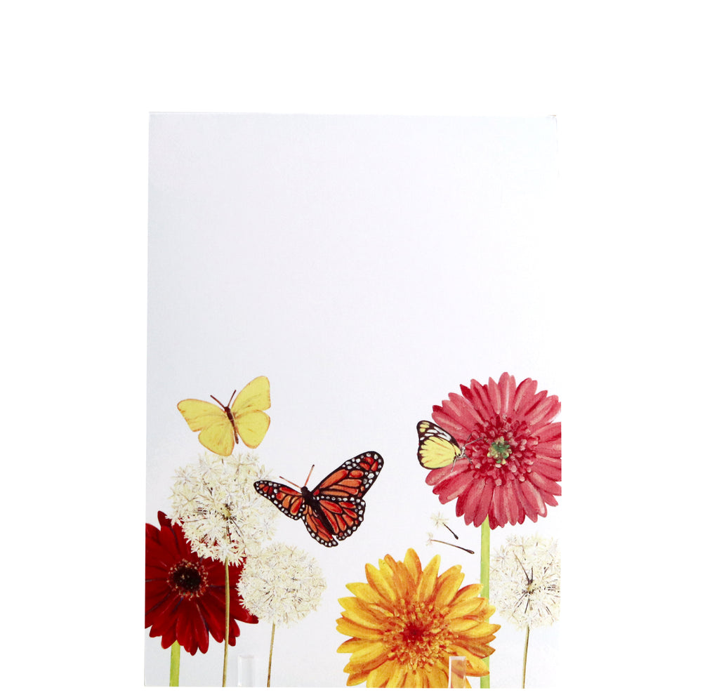 Luxe Paper Pad | Daisies