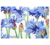 Art Print | Blue Wildflowers