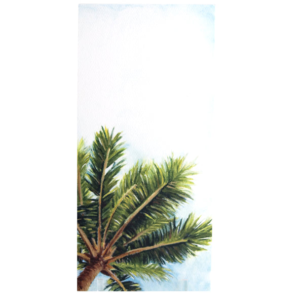 Luxe Paper Pad | Palm Tree