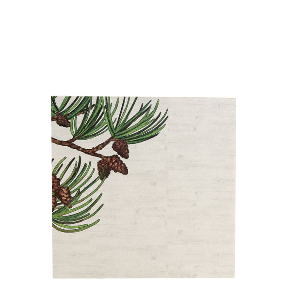 Luxe Paper Pad | Pine Branch