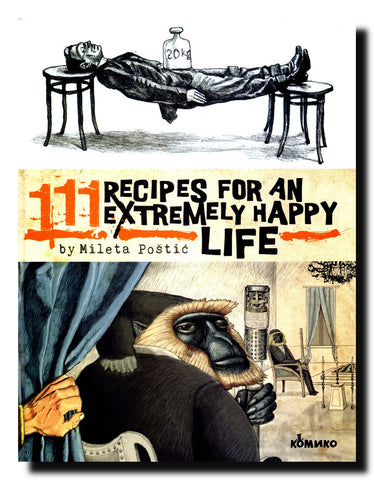 111 Recipes for Extremely Happy Life