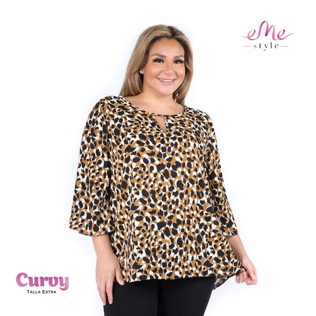 Blusa Extra S-5 5051 L-4
