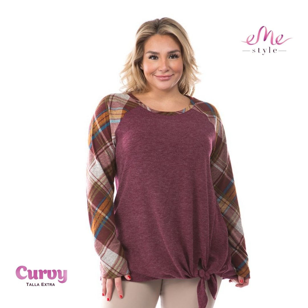 Blusa Extra S-5 4614-3