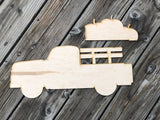 Take & Make Vintage Truck Kits