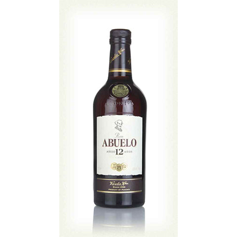 Ron Abuelo Anejo 12 Year Rum