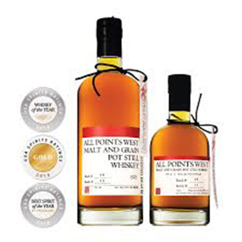 All Points West Malt And Grain Pot Still Whiskey