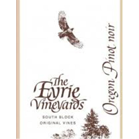 The Eyrie Vineyards South Block Reserve Pinot Noir 2014