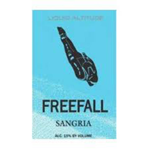 Freefall Red Sangria