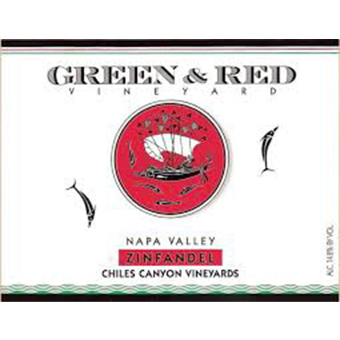 Green & Red Chiles Canyon Zinfandel 2017