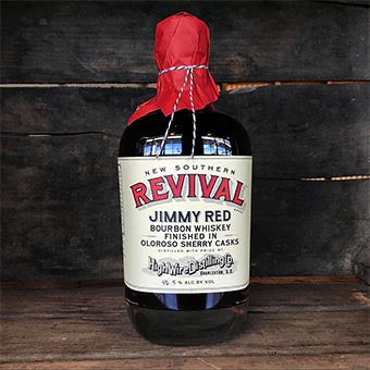 Revival Jimmy Red Oloroso Sherry Cask Jimmy Red Whiskey