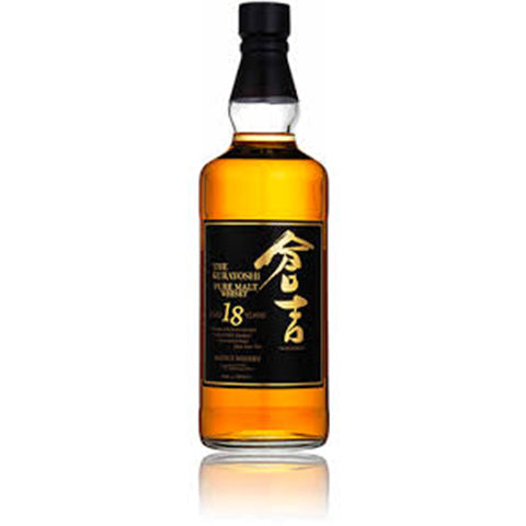 Kurayoshi 18 Year Old Pure Malt Whisky