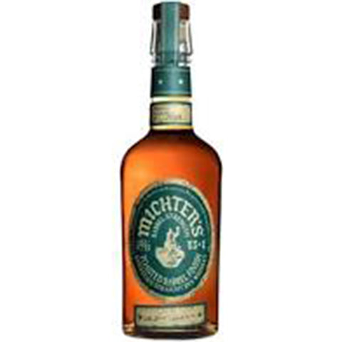 Michters Toasted Barrel Finish Straight Rye 2020 release