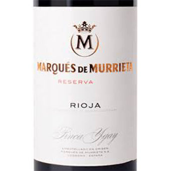 Marques De Murrieta Rioja Reseva 2015