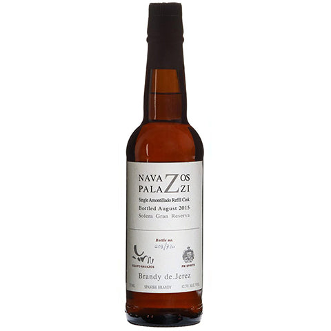 Navazos Palazzi Amontillado Single Cask Spanish Brandy