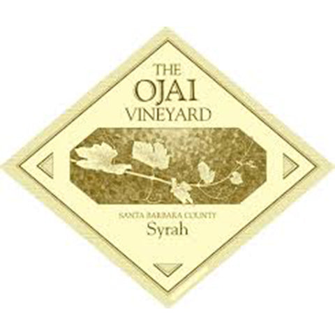 Ojai Vineyard Santa Barbbara Syrah 2017