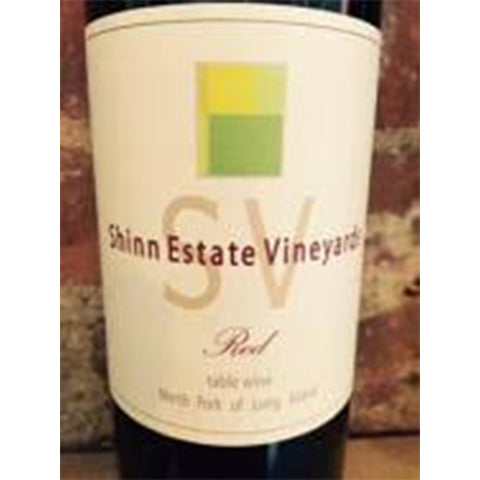 Shinn Estate Vineyards Red NV